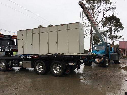 Plant Equipment Transport